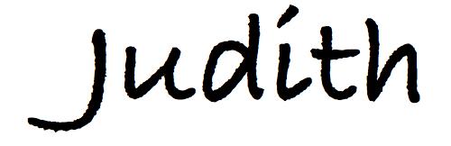 judith-naam