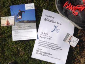 Een goed begin van de lente! Schrijf je nu in voor Mindful Run workshop.