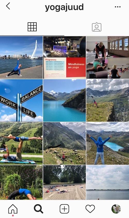 yoga juud op instagram